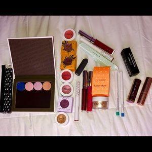 Colourpop, Bite beauty, MAC, & URBAN Decay bundle